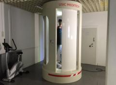 Body Scanner, Oasis Pilot (Amazon), Fabrication, Cape Town