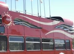 Fabricated Bus front, Fabrication South Africa