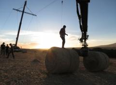 Rolling Strawbales, Special Effects Cape Town