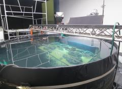 Tank rig, rigs and mechanisms Cape Town. Special Effects water