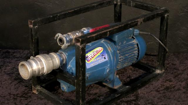 "Pump (Wellpoint Electrical 3/4"")"
