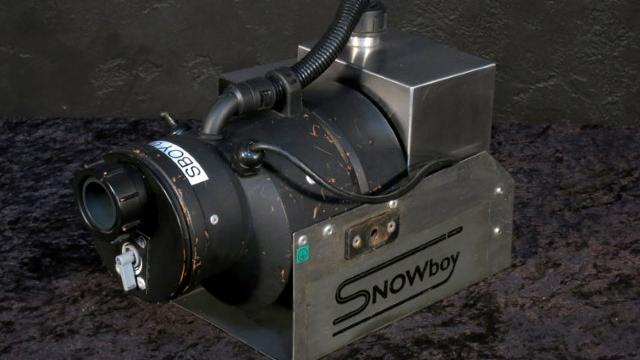 Snow Machine (Snowboy - Foam)