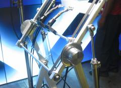 Gilette shaver, Mechanical rig, SFX Cape Town