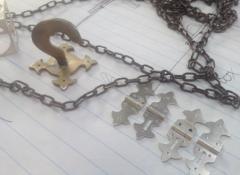 Cutom made metal components