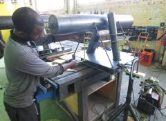 Metal work, Steel Fabrication Cape Town