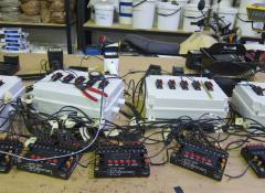 Camera flash rig switchboards, rigs and automation Cape Town