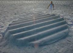 Sand Sculpture, Fabrication Cape Town