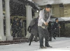 Falling paper snow, bio-degradable SFX Snow