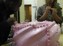 Special effects and Fabrication, mould making