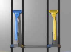 Animatic of razor testing rig,  SFX Cape Town