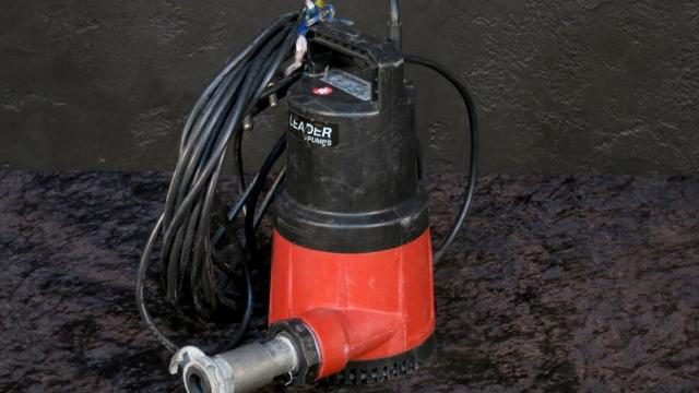 """Pump (Submersible Electrical 3/4"""")"""